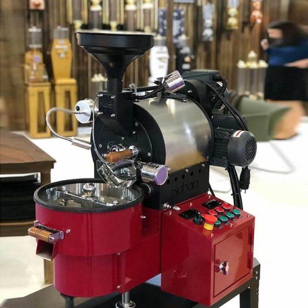 0000049 Kuban Base 05 12 Kg Kapasiteli Kahve Kavurma Makinasi 1 Kuban®