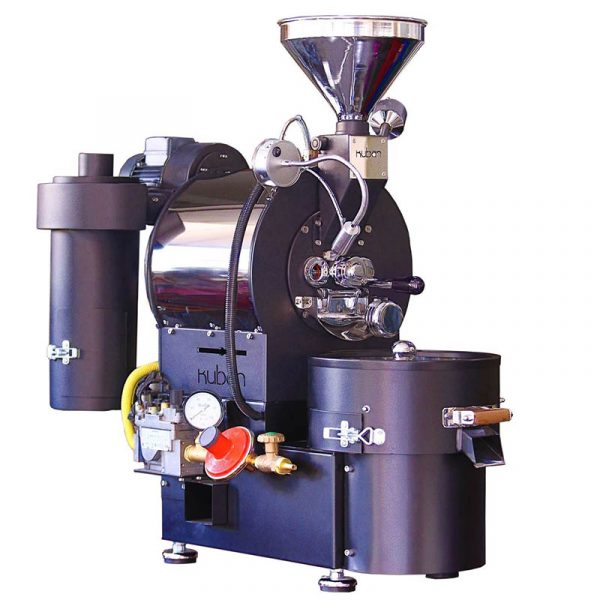 0000102 Kuban Base 05 12 Kg Kapasiteli Kahve Kavurma Makinasi Kuban®