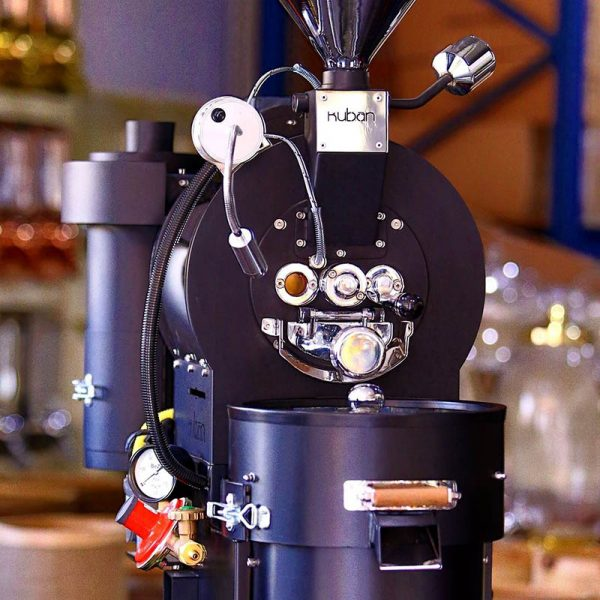 0000155 Kuban Base 05 12 Kg Kapasiteli Kahve Kavurma Makinasi Kuban®