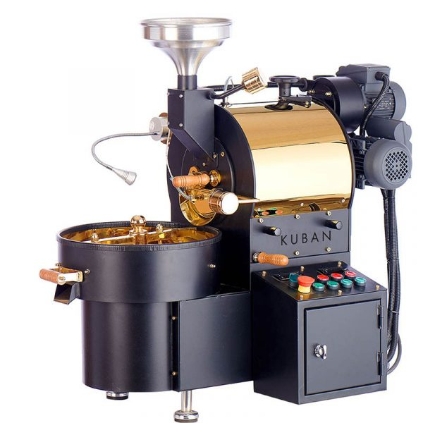 0000668 Kuban Base 05 12 Kg Kapasiteli Kahve Kavurma Makinasi Kuban®