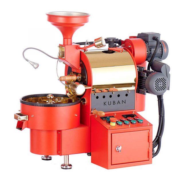 0000669 Kuban Base 05 12 Kg Kapasiteli Kahve Kavurma Makinasi Kuban®