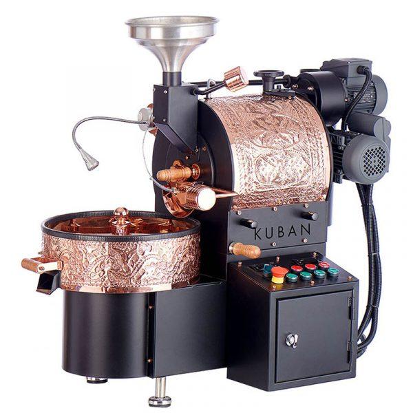 0000670 Kuban Base 05 12 Kg Kapasiteli Kahve Kavurma Makinesi Kuban®