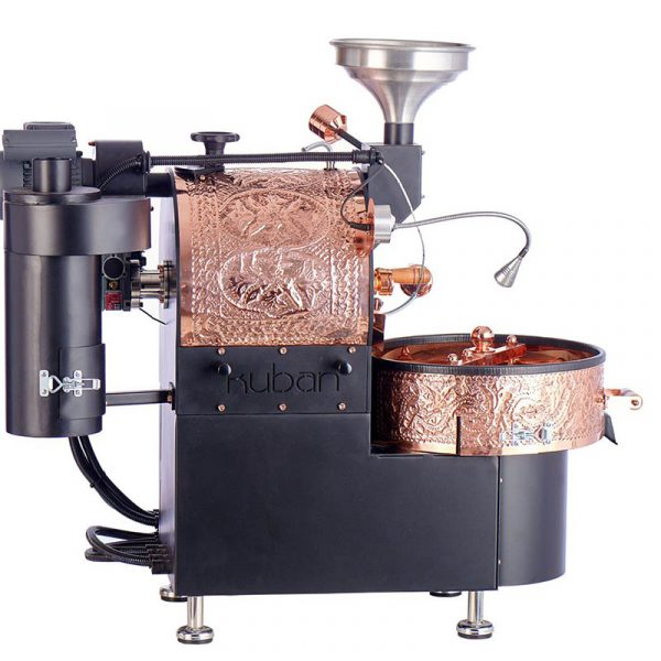 0000672 Kuban Base 05 12 Kg Kapasiteli Kahve Kavurma Makinesi Kuban®