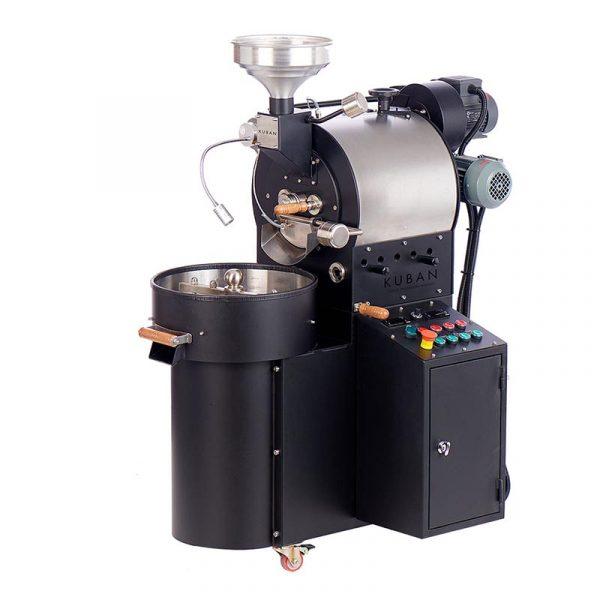 0000674 Kuban Base 15 15 Kg Kapasiteli Kahve Kavurma Makinasi Kuban®