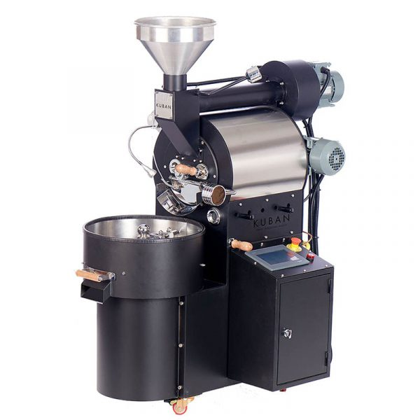 0000678 Kuban Base 3 3 Kg Kapasiteli Kahve Kavurma Makinasi Kuban®