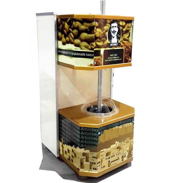 0000143 Dibek Kahve Makinasi Kuban®