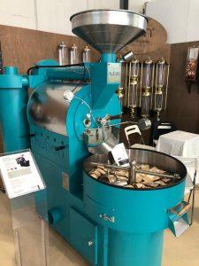 Kuban Base Model Kahve Kavurma Makinesi