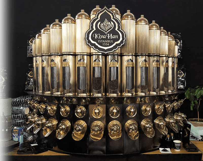 Kahve Silosu Kuban Crown Kbn1100 2 Kuban®
